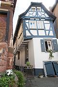 Neckargemünd, Altstadt, Schilderhäuschen, Baden-Württemberg, Deutschland | Neckargemünd, Altstadt, Baden-Württemberg, Germany