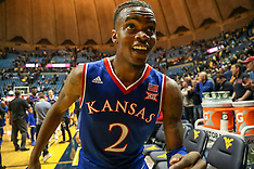 01/15/18 West Virginia vs. Kansas