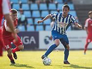 FODBOLD: Dennis Borup (Snekkersten) under finalen i Seriepokalen mellem Hundige Boldklub og Snekkersten IF den 18. maj 2017 på Brøndby Stadion. Foto: Claus Birch