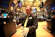 NYSE Floor Specialist Alan Valdes is Chairman of U. S. Huade International LLC