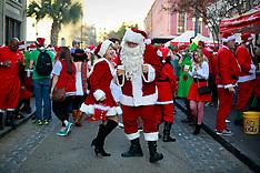 13dec14-Running Santas