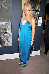 NATALIA COLA at a party to celebrate the publication of Elena Makri Liberis's book 'Every Month, Same day' held at Sotheby's, 34-35 New Bond Street, London on 5th May 2009.