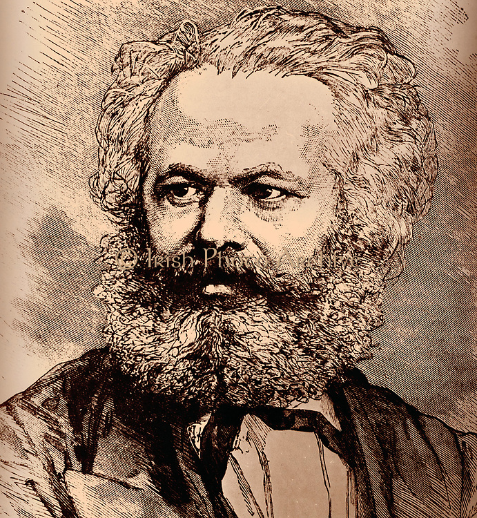 Karl Heinrich Marx (5 May 1818 – 14 March 1883) was a German philosopher, sociologist, economic historian, journalist, and revolutionary socialist. 1865