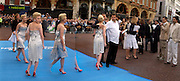 "Scarlett Johansen  arriving at the UK Premiere of ""The Island"" at the Odeon Leicester Square, London. 7 August 2005. , ONE TIME USE ONLY - DO NOT ARCHIVE  © Copyright Photograph by Dafydd Jones 66 Stockwell Park Rd. London SW9 0DA Tel 020 7733 0108 www.dafjones.com"