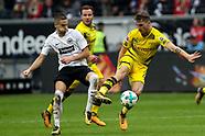 Eintracht Frankfurt v Borussia Dortmund - 21 October 2017