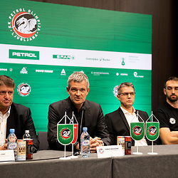 20180919: SLO, Basketball - Presentation of KK Petrol Olimpija Ljubljana for new season 2018/19