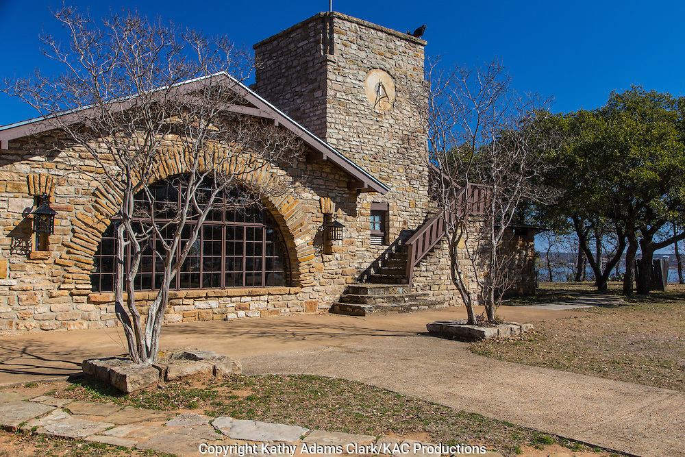 Lake Brownwood State Park, in the Rolling Plains near Abilene, offers water sports, fishing, camping, and other outdoor activities.  Several buildings in the part were built by the Civilian Conservation Corp during the Great Depression.
