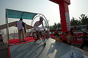 "Tony Martin, HTC - #1 0'00"" -- 2011 Tour of Beijing, Stage 1 ITT"