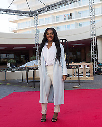 Isan Elba at the rollout of the Red Carpet for the Golden Globe Awards 2019 at the Beverly Hilton Hotel in Beverly Hills, CA. January 3, 2019