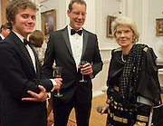 AYDEN PERCY; ANDREW PERCY; LADY BUTE; , The National Trust for Scotland Mansion House Dinner. Mansion House, London. 16 October 2013