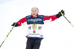 21.01.2017, Hahnenkamm, Kitzbühel, AUT, FIS Weltcup Ski Alpin, KitzCharity Trophy, im Bild Anderl Molterer (KitzLegendenTeam) // during the KitzCharity Trophy of FIS Ski Alpine World Cup at the Hahnenkamm in Kitzbühel, Austria on 2017/01/21. EXPA Pictures © 2017, PhotoCredit: EXPA/ Serbastian Pucher