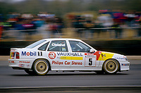#5 John Cleland Vauxhall Sport Vauxhall Cavalier  during Round 1of the 1991 British Touring Car Championship at Silverstone, Towcester, Northamptonshire, United Kingdom. 1st April 1991, World Copyright Peter Taylor/PSP. Copy of publication required for printed pictures.