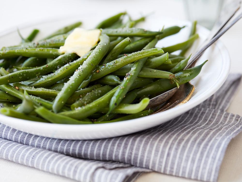 Steamed Green Beans