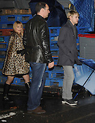 04.DECEMBER.2010. LONDON<br /> <br /> DIANNA AGRON AND CHORD OVERSTREET FROM THE CAST OF GLEE LEAVING THE XFACTOR STUDIOS IN WEMBLEY AFTER SATURDAY NIGHT'S LIVE SHOW.<br /> <br /> BYLINE: EDBIMAGEARCHIVE.COM<br /> <br /> *THIS IMAGE IS STRICTLY FOR UK NEWSPAPERS AND MAGAZINES ONLY*<br /> *FOR WORLD WIDE SALES AND WEB USE PLEASE CONTACT EDBIMAGEARCHIVE - 0208 954 5968*