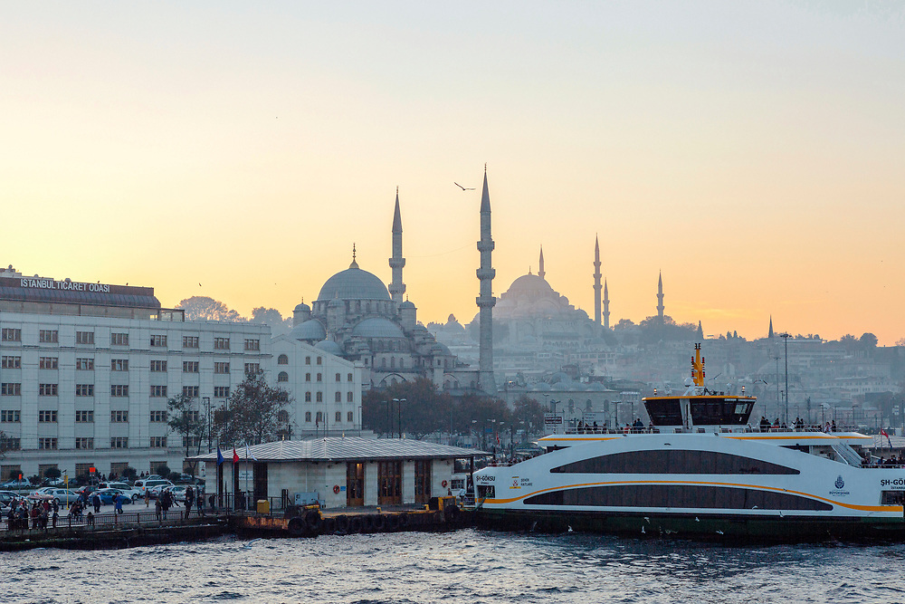 Istanbul food tour, Istanbul, Turkey, 2015–11-14.