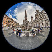 December 3~5, 2014  •  Rome, Italy  •  new images for 'aRound Rome'  •  Obelisco Agonale fountain in the Piazza Navona