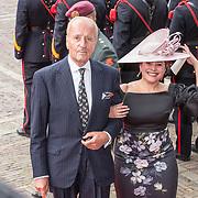 NLD/Den Haag/20190917 - Prinsjesdag 2019, Theo Hiddema en ........