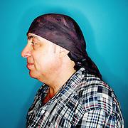 Manhattan, New York, USA, 20110714: Skuespiller og musiker Steven Van Zandt, a.k.a. Little Steven, dukker snart opp som informant i vitnebeskyttelse i serien Lilyhammer.