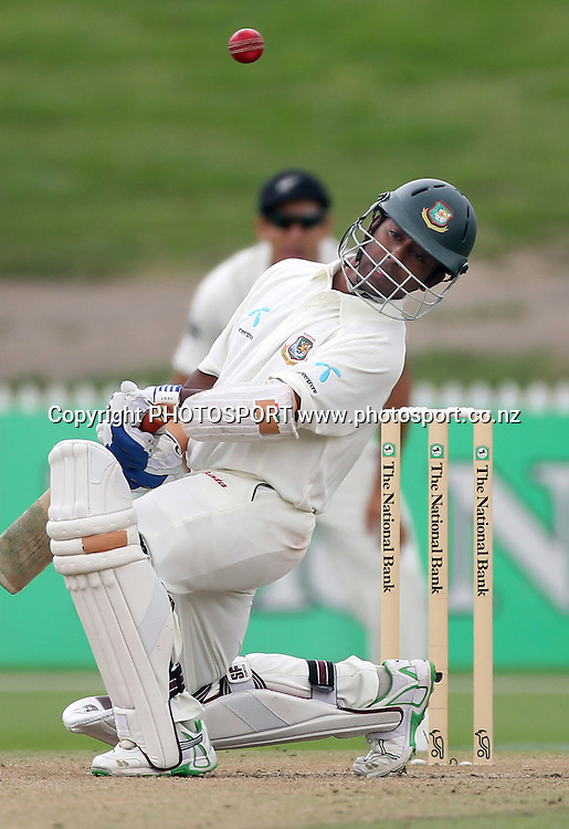 Bangladesh batsman Junaed Siddique.<br />
