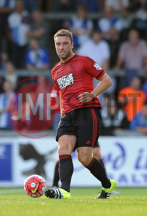Rickie Lambert of West Brom - Mandatory byline: Dougie Allward/JMP - 07966386802 - 31/07/2015 - FOOTBALL - Memorial Stadium -Bristol,England - Bristol Rovers v West Brom - Phil Kite Testimonial Match