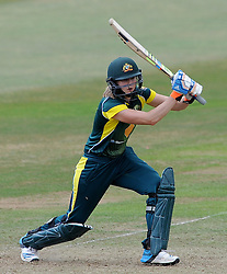 Australia's Ellyse Perry - Photo mandatory by-line: Harry Trump/JMP - Mobile: 07966 386802 - 21/07/15 - SPORT - CRICKET - Women's Ashes - Royal London ODI - England Women v Australia Women - The County Ground, Taunton, England.