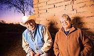 Santos Velazquez, ganadero y agricultor de la comunidad aleda&ntilde;a a Unidad Milpillas, Sonora, M&eacute;xico.<br /> Industrias Pe&ntilde;oles
