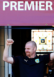 Burnley Manager Sean Dyche - Mandatory by-line: Matt McNulty/JMP - 09/05/2016 - FOOTBALL - Burnley Town Hall - Burnley, England - Burnley FC Championship Trophy Presentation