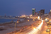 25 September 2011, Luanda, Angola. The waterfront of Luanda undergoing major construction and renovation projects.