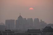 Sunset Beijing & Jinshan Park China