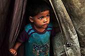 Rohingya Muslim Refugee From Myanmar (That Is, Burma)