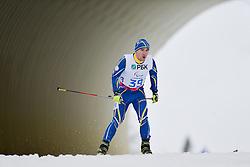 KOVALEVSKYI Anatolii Guide: MUKSHYN Oleksandr, Biathlon at the 2014 Sochi Winter Paralympic Games, Russia