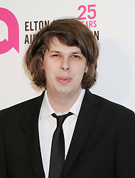 Matthew Cardarople arriving at the Elton John Oscar Party held in Beverly Hills, Los Angeles, USA.