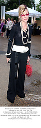 Social figure DAPHNE GUINNESS, at a party in London on 2nd July 2003. PLB 278