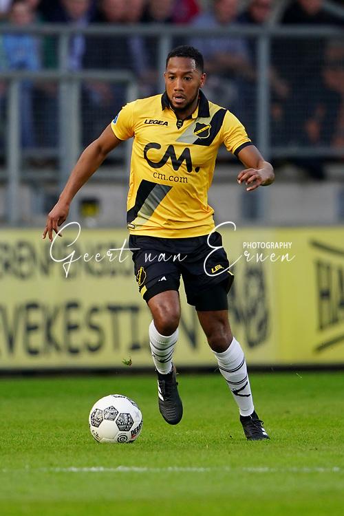 *Fabian Sporkslede* of NAC Breda