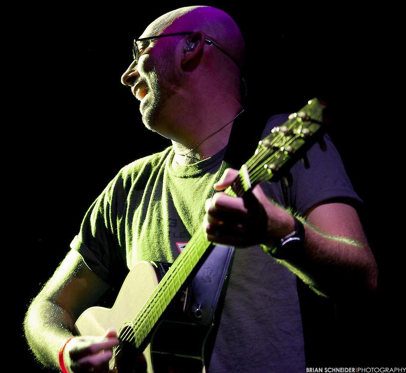 Singer, Songwriter Cory Smith performs at Clemson University's Littlejohn Coliseum in Clemson, SC.
