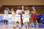 Cile 23/07/2011<br /> Campionato Mondiale Femminile U19<br /> Italia-Canada<br /> nella foto: Francesca Dotto<br /> foto ciamillo-castoria