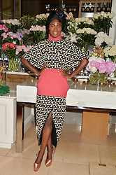 SHINGAI SHONIWA at a screening of 2 short films as part of the Corinthia Hotel's Artist in Residence held at The Corinthia Hotel, Northumberland Avenue, London on 12th May 2014.