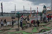 Clock golf, Brighton, ,  27 May  2019