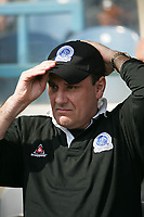 Photo: Lee Earle.<br /> Queens Park Rangers v Cardiff City. Coca Cola Championship. 21/04/2007.QPR manager John Gregory.