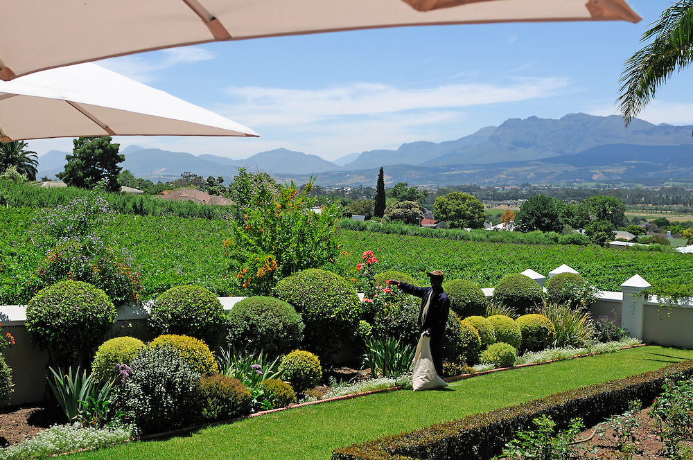 Grande Roche Relais & Chateaux Hotel, Paarl, Western Cape, South Africa