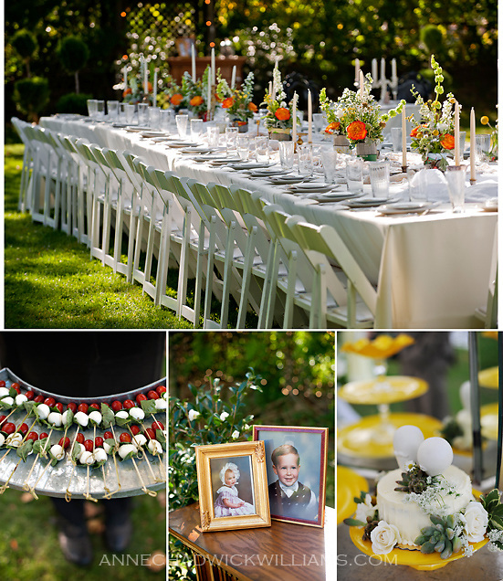 Wedding details at the Coloma Country Inn in Coloma, CA