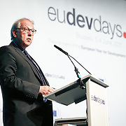 04 June 2015 - Belgium - Brussels - European Development Days - EDD - Migration - Migration is development - Making migration a driver for development - Matthias Ruete , Director General , Directorate-General for Immigration and Home Affairs , European Commission © European Union