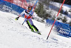 WUERZ Martin, LW6/8-2, AUT, Slalom at the WPAS_2019 Alpine Skiing World Cup Finals, Morzine, France