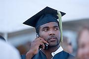 18276Undergraduate Commencement 2007..Philip Damien Evans