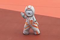STRATFORD - AUGUST 09: Olympic Althletics, Olympic Stadium, Stratford, London, UK. August 09, 2012. (Photo by Richard Goldschmidt)