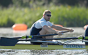 Caversham, Reading,  GBR M2X, Matt WELLS and Alison KNOWLES, GB Rowing Team Training at Redgrave Pinsent Lake, Engand [Credit Peter Spurrier/Intersport Images]  [Mandatory Credit, Peter Spurier/ Intersport Images]. , Rowing course: GB Rowing Training Complex, Redgrave Pinsent Lake, Caversham, Reading