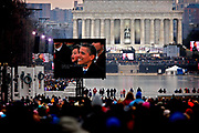 Preparations for Presidential Inauguration.