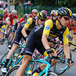 Tour de France, Marseille en Beauvaisis, 14 July 2018