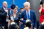 Prinsjesdag 2018 - Aankomst Politici Ridderzaal