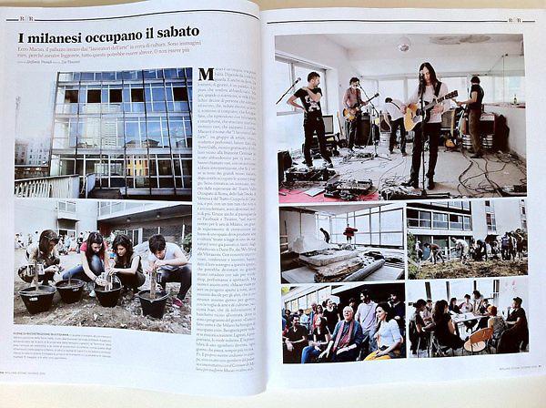 RollingStone magazine © Zoe Vincenti 2012